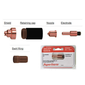 Hypertherm Powermax 125 Spare Parts